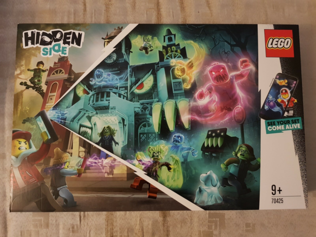 Lego andet, Hidden Side Newbury Haunted High School, Nyt og…