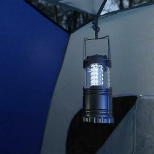 COB-LED-Portable-Outdoor-Camping-Popup-Lantern-w-Batteries-Lamp-260-Lumens-AU