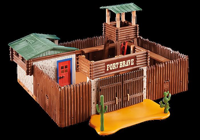 PLAYMOBIL Fuerte del Oeste 6427