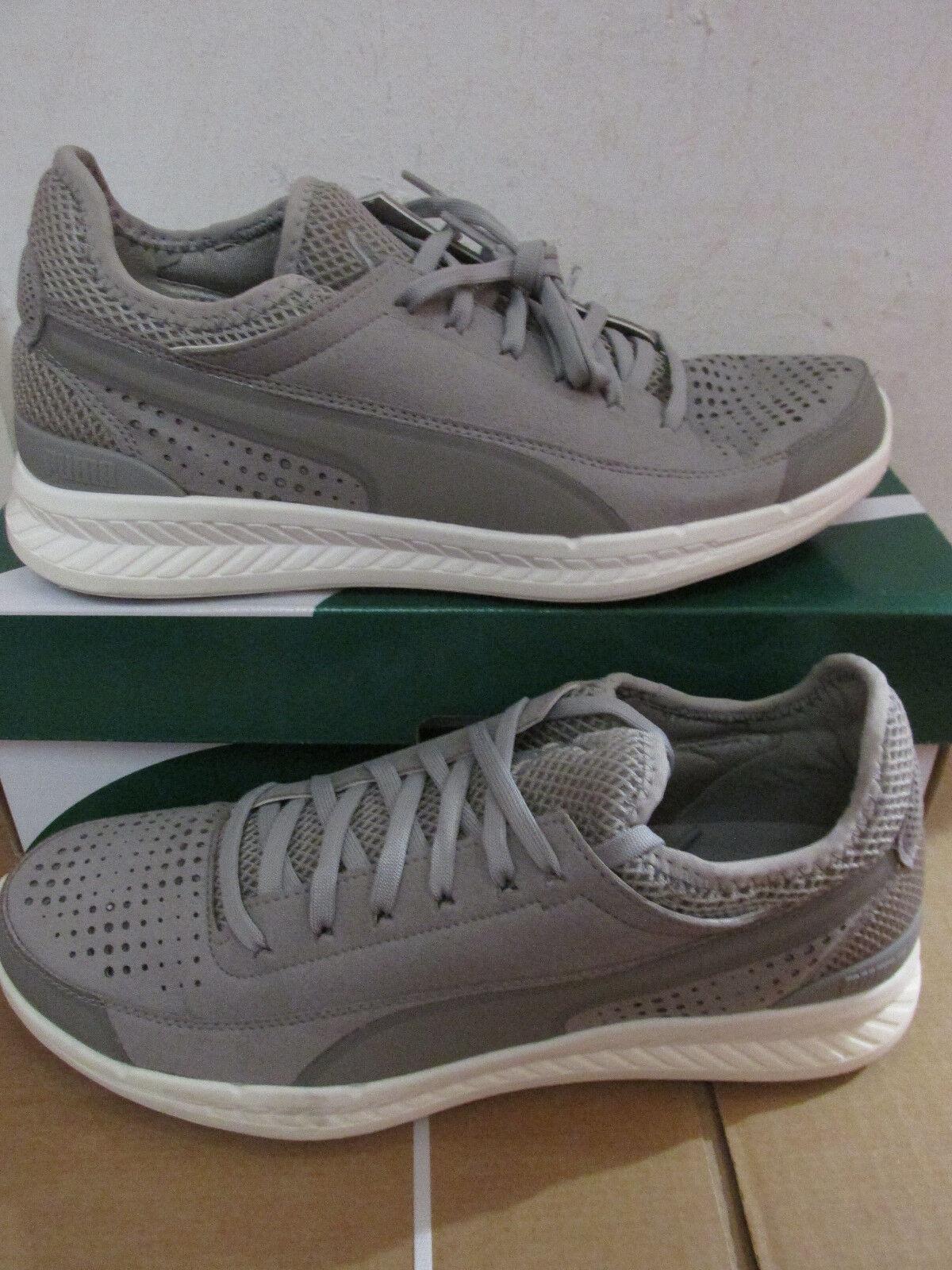 Puma Entzünden Socke Herren Laufschuhe 360570 02 Turnschuhe Schuhe Ausverkauf