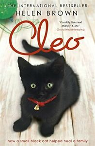Very GoodCleo The Cat Who Mended a Family How a small black cat helped heal - Ammanford, United Kingdom - Very GoodCleo The Cat Who Mended a Family How a small black cat helped heal - Ammanford, United Kingdom