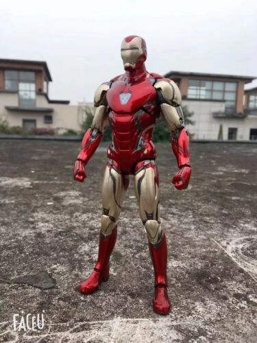 "Armored MK85 Iron Man Avengers Endgame Marvel 7/"" Action Figure Toy Collection"