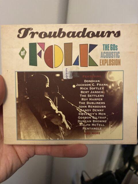 Various Artists - Troubadours Of Folk - The 60's Folk Explosion (2003)