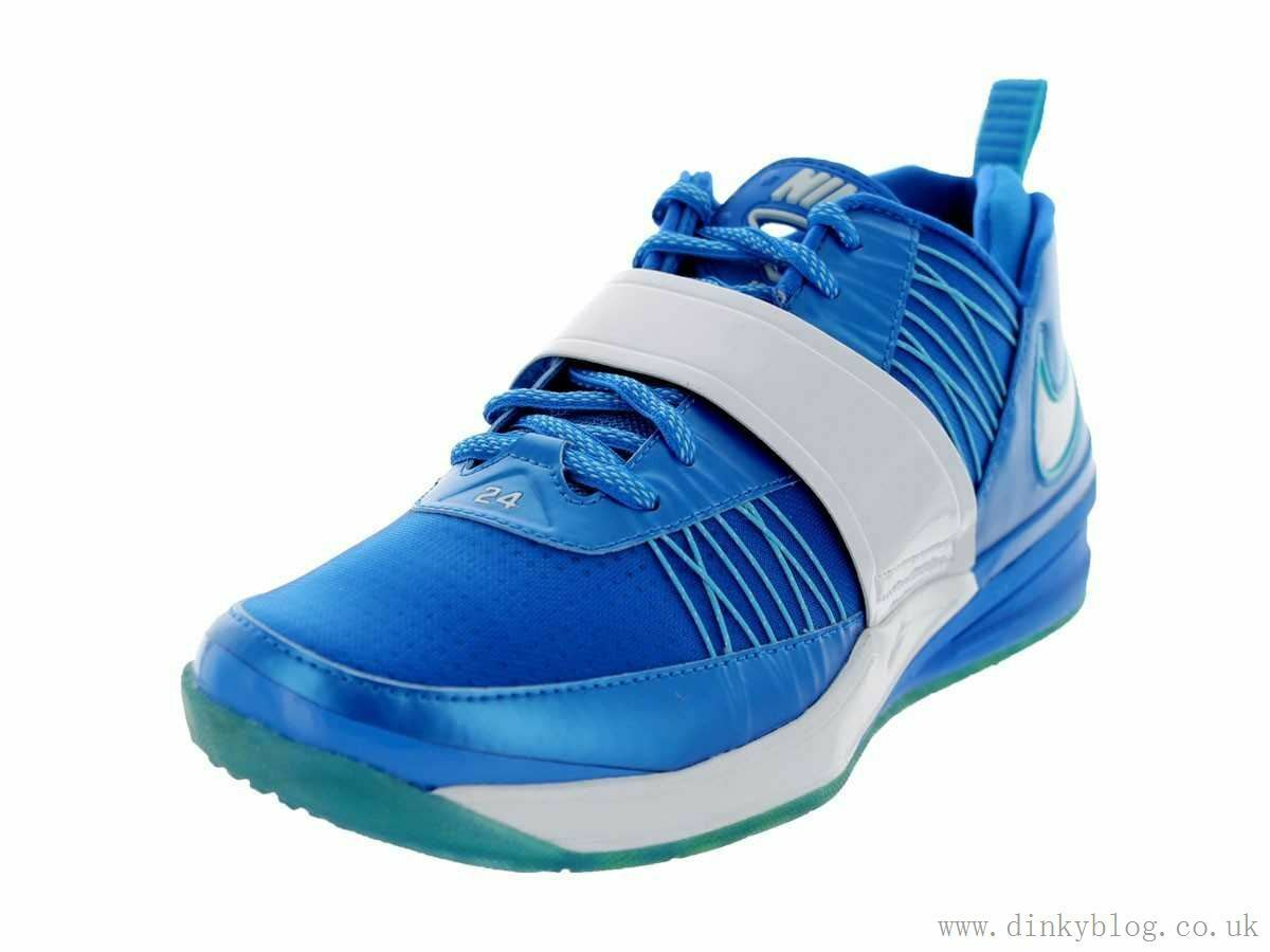 Nike Men's Zoom Revis Training Shoe PHT BL/White-CHLRN Bl GM Light 8.5 US 42 EUR