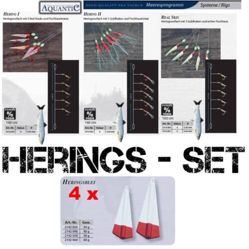 Herings Set No.5 4+4