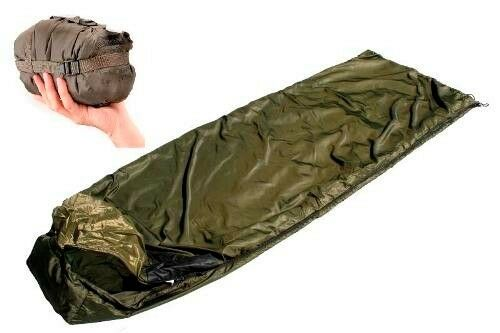New Jungle Bag Olive Snugpak  Sleeping bag bug screen compact field gear  for wholesale