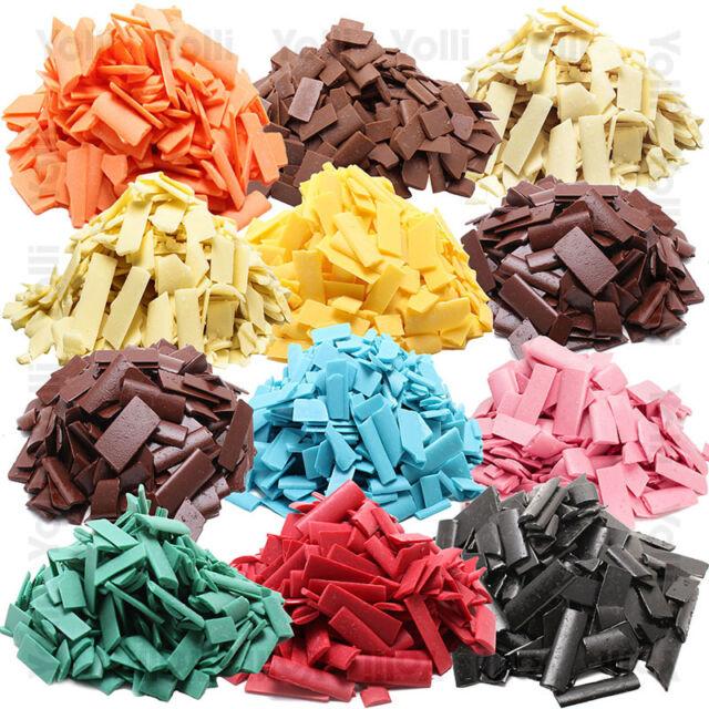250g Yolli Candy Coatings Melts Coloured Chocolate Cake Pops Baking Vanilla