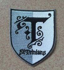 *NEW* St Trinians new style blazer / uniform iron on badge / patch.Fancy dress,