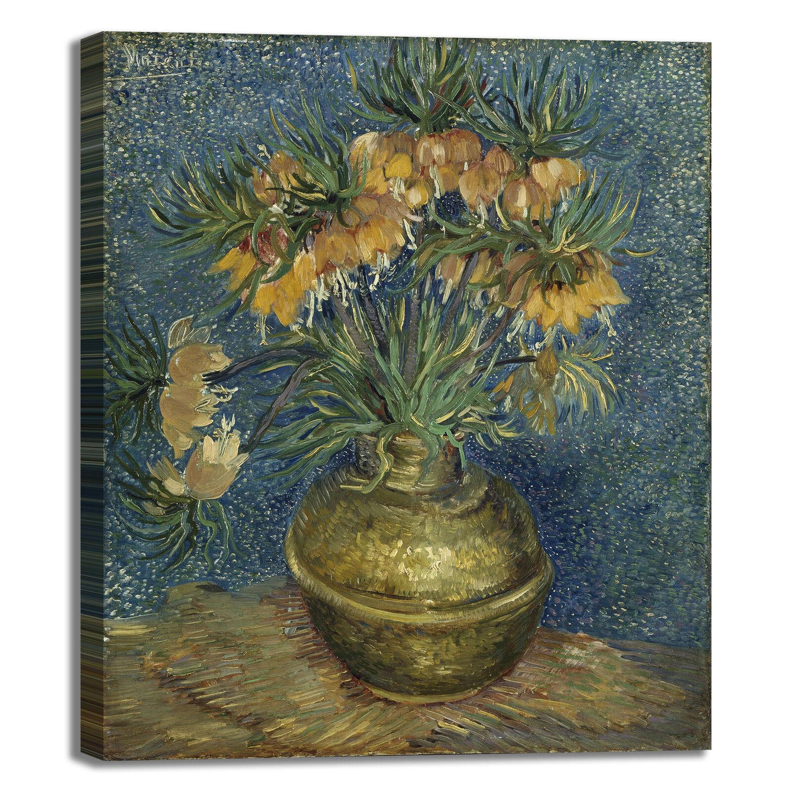 Van Gogh vaso di fiori design o quadro stampa tela dipinto telaio arRouge o design casa 4a730d