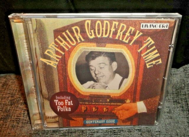Arthur Godfrey Time Mono Recordings 1947-1952 (CD, 2003) FAST & FREE