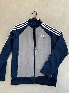 Details about Boys Adidas Originals Superstar Track Jacket Kids 11 12 Years
