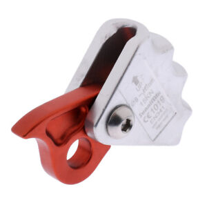 16mm Safety Rope Grab Self Locking Fall Protection Rock Tree Climbing Equipment