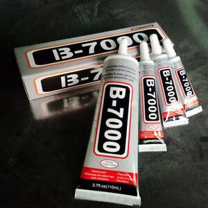 B-7000 Glue Industrial Adhesive for Phone Frame Bumper Jewelry 25ml /50ml /110ml