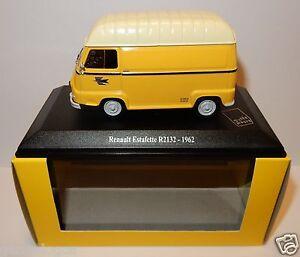 NOREV-RENAULT-ESTAFETTE-R2132-1962-POSTES-CENTRO-DE-CONTROL-PTT-1-43-en-lujo-BOX