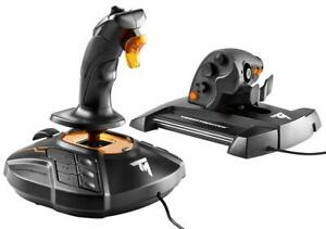 Thrustmaster T16000M Fcs Hotas Joystick PC Tech of Precision S....