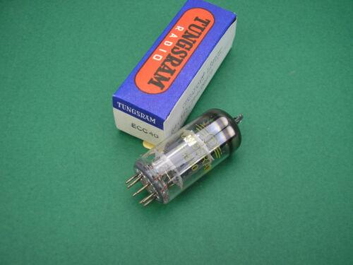 ECC40 TUNGSRAM für Röhrenverstärker /> Tube amp ECC 40