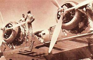 Nostalgia Postcard 1938 Imperial Airways, Flying Boat Coriolanus Repro Card NS25