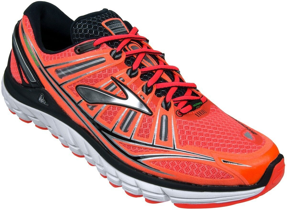 Brooks Transcend Mens Running Shoes (D) (908)   RRP $279.95