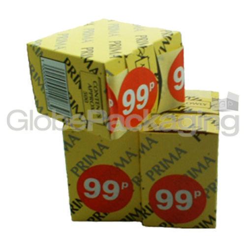"""1000 x /"""" 99p/"""" Retail Shop prezzo etichette Autoadesivo Adesivi AFFARE qualità 45mm di"""