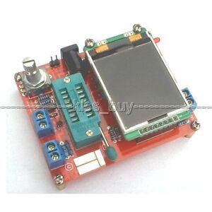 2016-DIY-GM328-Transistor-Tester-LCR-ESR-meter-PWM-Square-wave-Signal-Generator