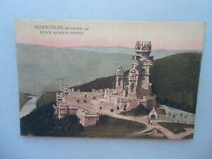 Ansichtskarte-Hohensyburg-bei-Hagen-i-W-Kaiser-Wilhelm-Denkmal-1910