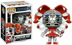 FUNKO-POP-224-JUMPSCARE-BABY-FIVE-NIGHTS-AT-FREDDY-039-S-EXCLUSIVE-Convention