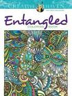 Creative Haven Entangled Coloring Book by Angela Porter (Paperback, 2015)