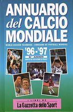 ANNUARIO DEL CALCIO MONDIALE ANNO 1996/97 1997
