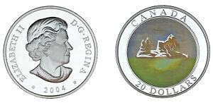 20-SILVER-DOLLARS-20-DoLARES-PLATA-2004-CANADA-ICEBERG-PROOF