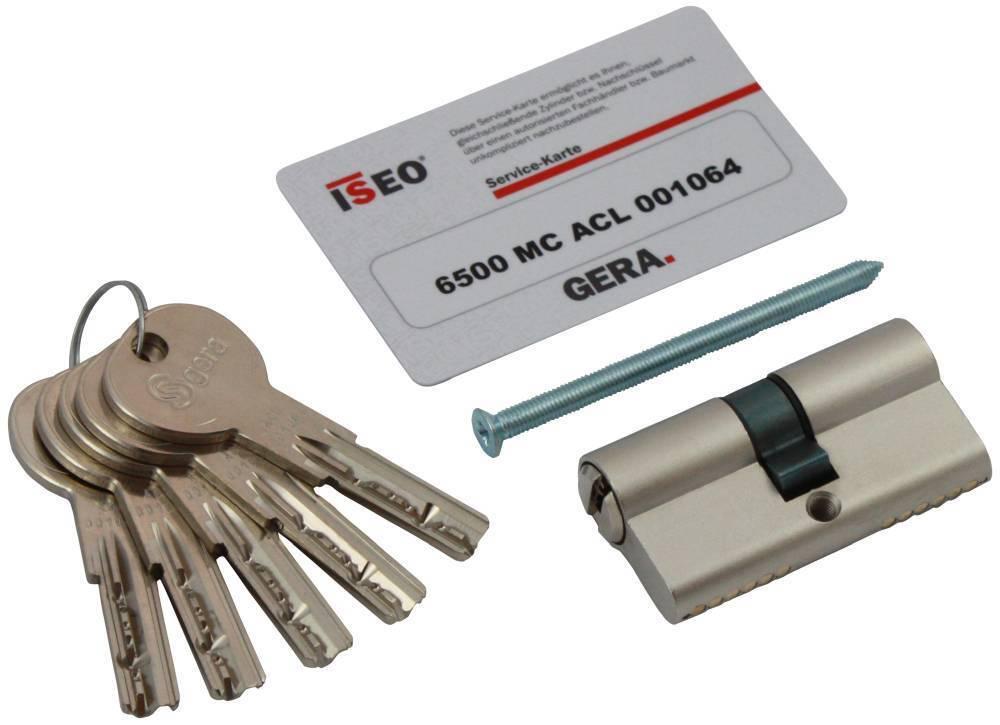 Iseo Profilzylinder - - - MC-5   Leicht zu reinigende Oberfläche    Ein Gleichgewicht zwischen Zähigkeit und Härte    Eleganter Stil  f71e2d