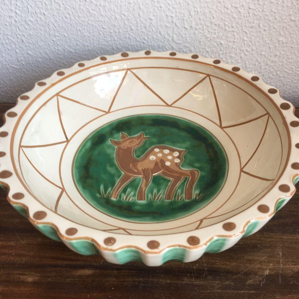 Keramik, Haunsø keramik skål og kande