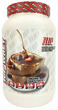 1 UP Nutrition Hydrolyzed Whey Protein (Cinnamon French Toast 2lb) FREE SHIPPING