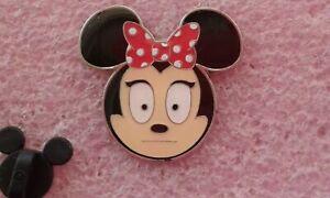 Emoji-Blitz-Minnie-Booster-Scared-Disney-Pin-122049