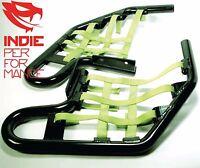 Powder Coated Black Nerf Bars Honda Trx400ex 1999-2007 Free Shipping Trx 400 Ex
