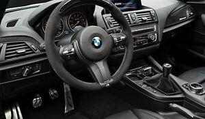 Bmw Oem F21 F22 F87 M Performance Carbon Fiber Alcantara Interior