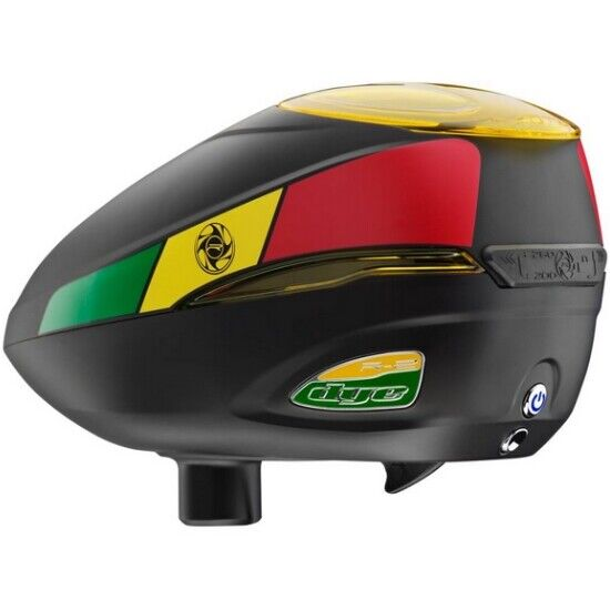 Dye rossoore r2 Paintbtutti loader Rasta