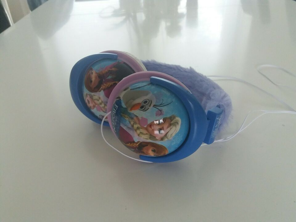 Andet legetøj, Frost hørertelefon, Frost