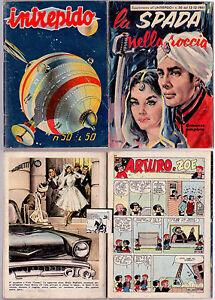 Intrepido-n-50-del-12-12-1961-completo-di-supplemento-034-La-spada-nella-roccia-034
