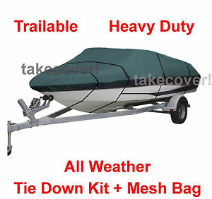 14-039-16-039-V-Hull-Fish-Ski-Boat-Cover-CQ-Trailerable