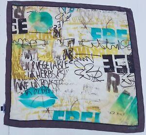 foulard-Iceberg-pura-seta-100-silk-original-made-italy-carre-scarf