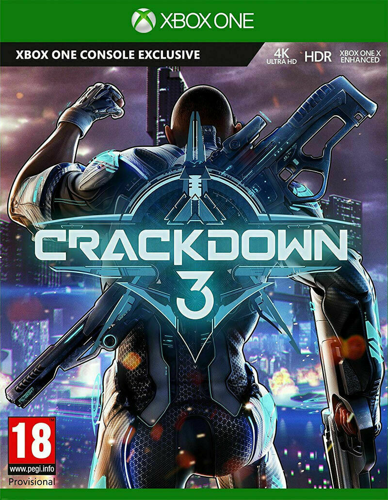 Crackdown 3 (Xbox One) BRAND NEW SEALED