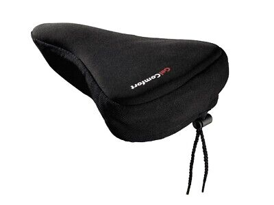 Crivit Gel Saddle Cover dimeension 24.5 x 2.5 x 28cm Cycling Bike City /& Touring