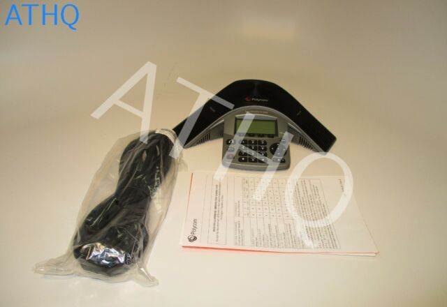 Poly SoundStation IP 5000 Conference VoIP Phone for sale online