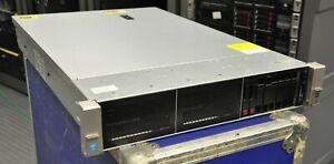HP DL380 Gen9 G9 2x E5-2620 v3 2.40Ghz 6-Core XEON 64GB RAM P440ar 2x 300GB SAS