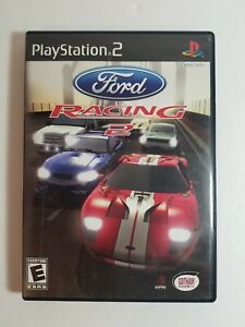 Ford-Racing-2-Microsoft-Xbox-good-condition-COMPLETE-untested