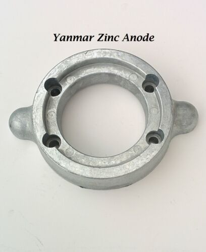 SD 20 Replaces 196420-02652 30 Yanmar Saildrive Collar Zinc Anode 40 50
