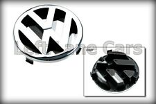 Front Grille Emblem Badge VW VOLKSWAGEN JETTA IV MK4 A4 1999.5-2005 Grill Chrome