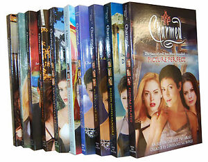 Charmed-Collection-10-Books-Set-Constance-M-Burge-Pack