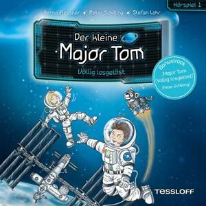 DER-KLEINE-MAJOR-TOM-01-VOLLIG-LOSGELOST-HORSPIEL-CD-NEU