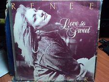 """Renee Geyer """"Love So Sweet"""" Great Oz PS 7"""""""